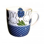Miffy Kaffebecher  - blau